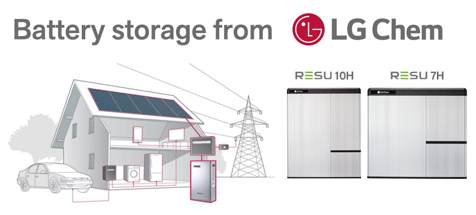 Looking for an alternative to the Tesla Powerwall? LG Chem