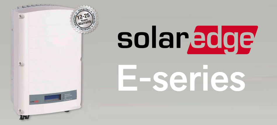 SolarEdge launches new E-Series three-phase inverters